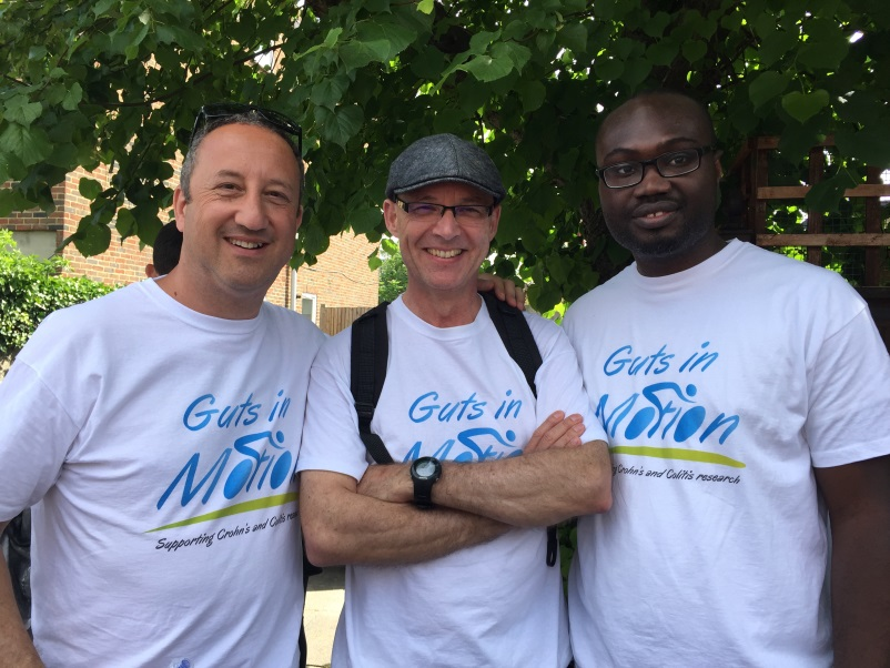 Cumberland Place Social Responsibility - Guts in Motion - Charitable Support
